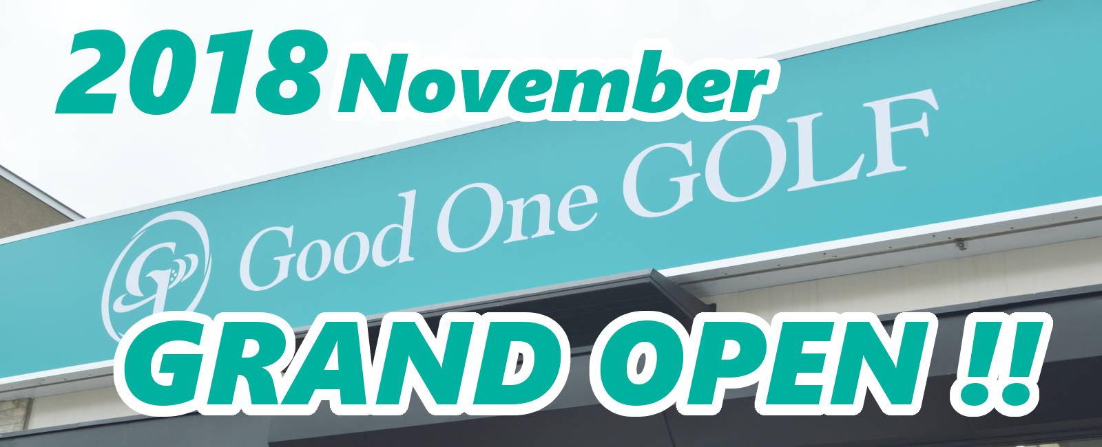 GOOD ONE GOLF グッドワンゴルフ イメージ1